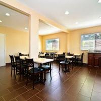 Super 8 San Diego Hotel Circle Breakfast Area