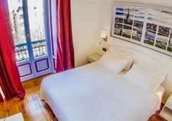 阿爾圖亞索爾費里諾酒店 - 都靈 - 臥室