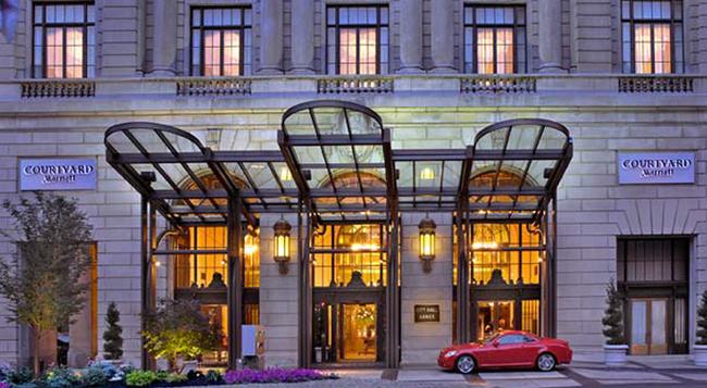 Courtyard by Marriott Philadelphia Downtown - 費城 - 建築