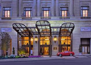 費城市中心萬怡酒店