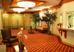 奧珀爾酒店 - 三藩市 - 大廳