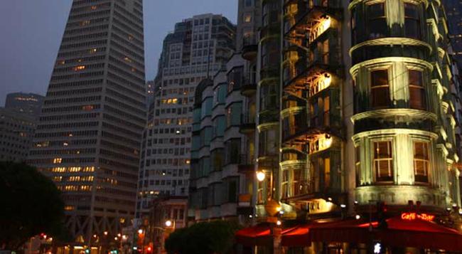 The Opal San Francisco - 三藩市 - 建築