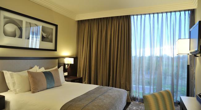 Hotel Pullman Lubumbashi Grand Karavia - Lubumbashi - 臥室