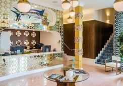 海濱酒店 - 邁阿密海灘 - 大廳