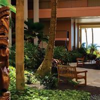 Marriott's Maui Ocean Club - Molokai, Maui & Lanai Towers Lobby Sitting Area