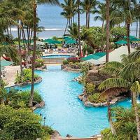 Marriott's Maui Ocean Club - Molokai, Maui & Lanai Towers Natural Pool