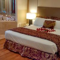 International Inn Guestroom