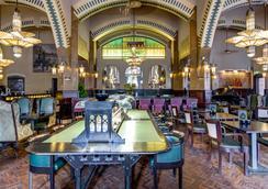 阿姆斯特丹美利堅罕布什爾酒店 - 阿姆斯特丹 - 大廳
