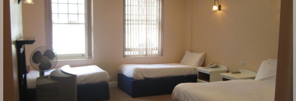 Mermaid Suite Hotel - 倫敦 - 臥室