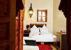 达尔胡斯托摩洛哥传统庭院住宅 - 馬拉喀什 - 臥室