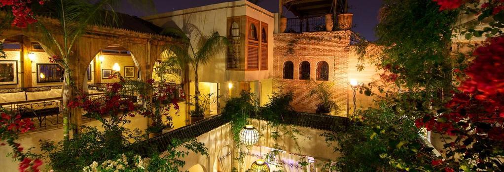 Riad Dar Justo - 馬拉喀什 - 建築