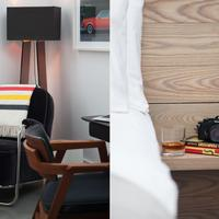 The 404 Hotel Guestroom