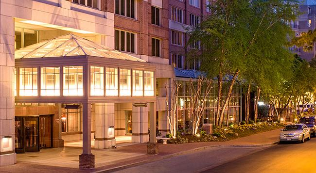 Park Hyatt Washington DC - 華盛頓 - 建築