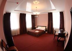 普拉內塔酒店 - 坦波夫 - 臥室