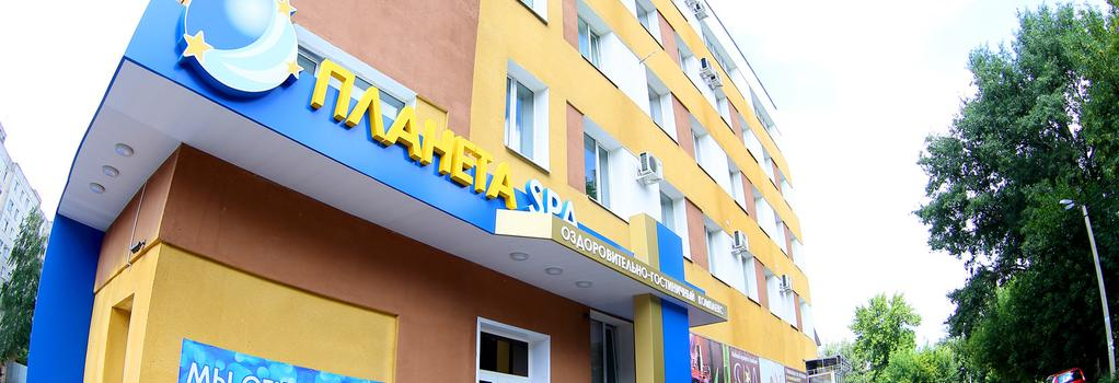 Hotel Planeta Spa - 坦波夫 - 建築