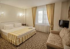 濱海別墅酒店 - 克拉斯諾達爾 - 臥室