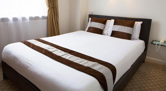 Abbey Court, Hyde Park Hotels - 倫敦 - 臥室