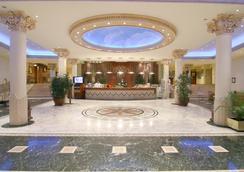 棕櫚灘酒店 - 貝尼多姆 - 大廳