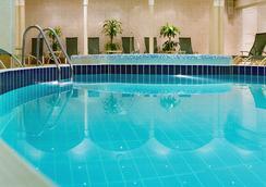 莫斯科萬豪大酒店 - 莫斯科 - 游泳池