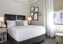 曼哈頓康福特茵酒店 - 紐約 - 臥室
