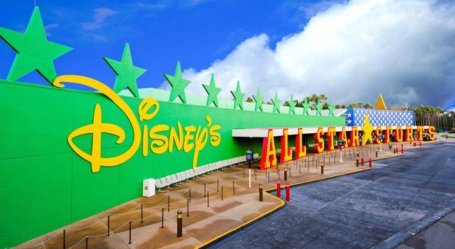 Disney's All-Star Sports Resort - 博偉湖 - 建築