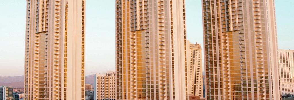 Jet Luxury Resorts @ The Signature Condo Hotel - 拉斯維加斯 - 建築