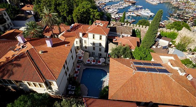 Puding Marina Residence - Special Class - 安塔利亞 - 建築