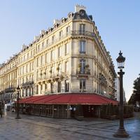 Hôtel Barrière Le Fouquet's Hotel Front