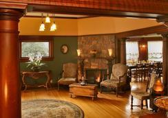 解百納之家舊世界住宿加早餐旅館 - 納帕 - 客廳