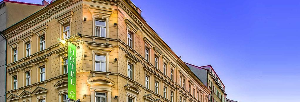 Three Crowns Hotel Prague - 布拉格 - 建築