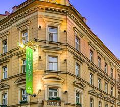 布拉格三皇冠酒店