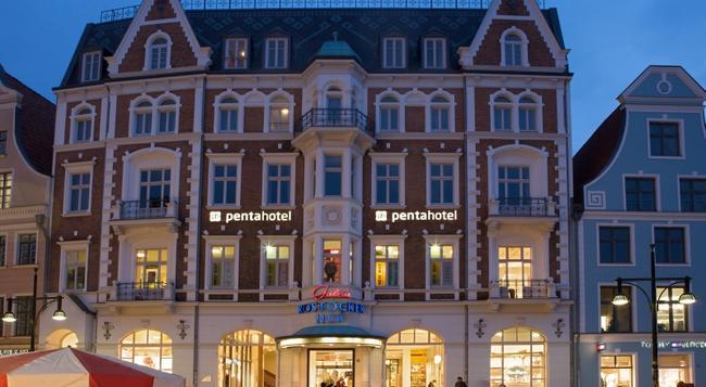 pentahotel Rostock - 羅斯托克 - 建築