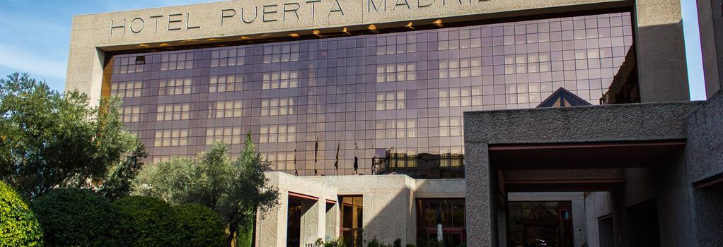 Silken Puerta Madrid - 馬德里 - 建築