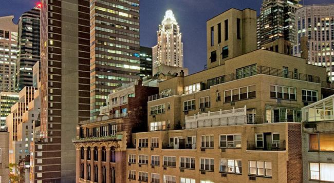 Carvi Hotel New York - 紐約 - 建築