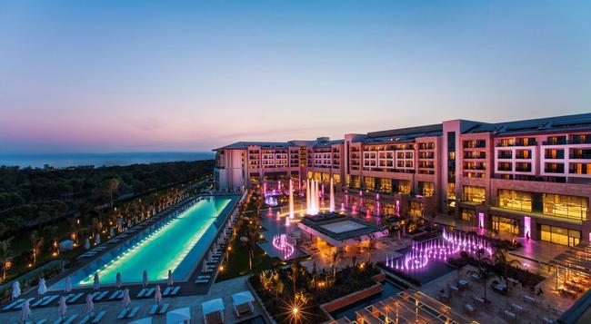 Regnum Carya Golf & Spa Resort - 貝萊克 - 建築
