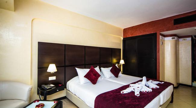 Anezi Tower Hotel - 阿加迪爾 - 臥室