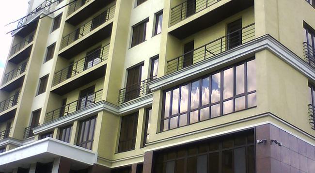 Davidov Hotel - 喀山 - 建築