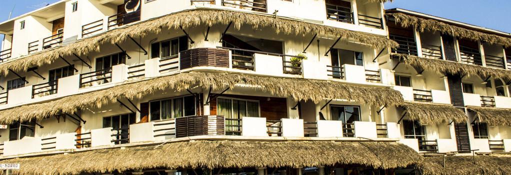 Bungalows Zicatela - 埃斯孔迪多港 - 建築
