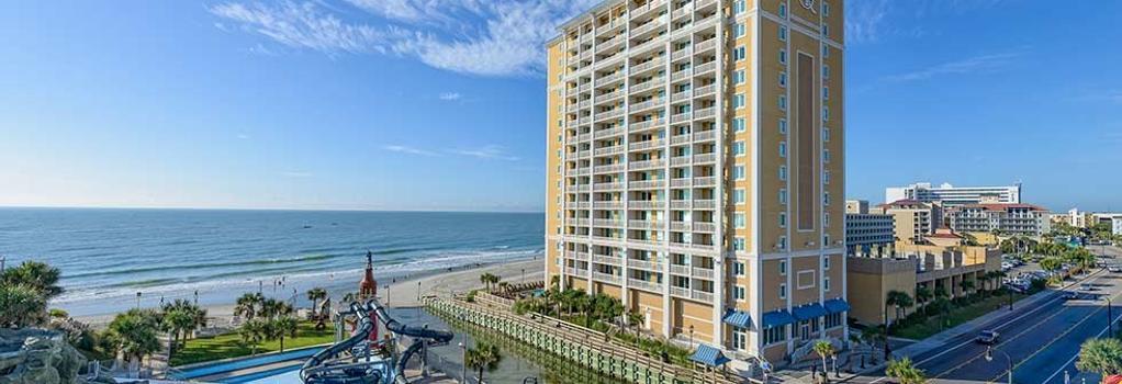 Westgate Myrtle Beach Oceanfront Resort - 默特爾比奇 - 建築