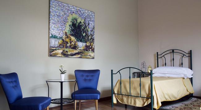 Liodoro Bed and Breakfast - 卡塔尼亞 - 臥室