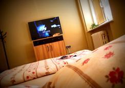 藝術旅館 - Poznan - 臥室