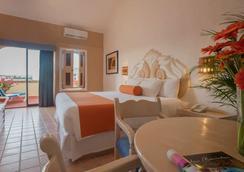 火烈鳥瓦拉塔碼頭酒店 - 巴亞爾塔港 - 臥室