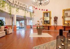 火烈鳥瓦拉塔碼頭酒店 - 巴亞爾塔港 - 大廳