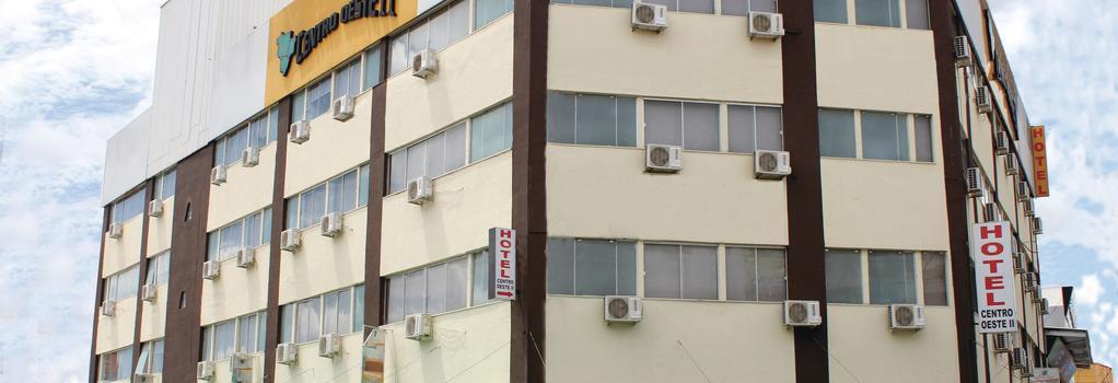 Hotel Cco - 戈亞尼亞 - 室外景