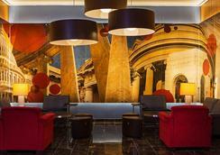 克里斯蓋特韋萬豪酒店 - 阿林頓 - 大廳