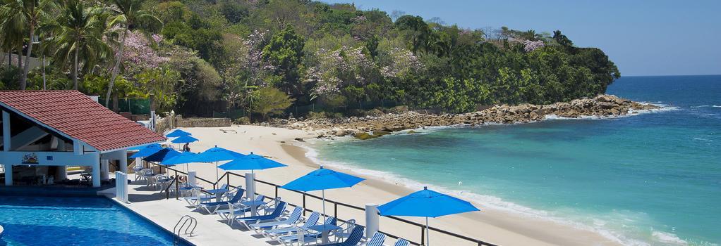 Park Royal Puerto Vallarta Family Beach Resort - 巴亞爾塔港 - 海灘