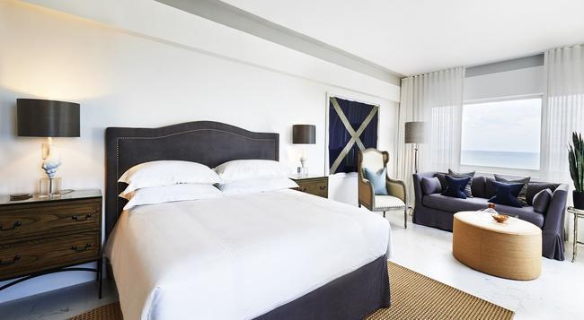 Nautilus, A Sixty Hotel - 邁阿密海灘 - 臥室