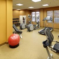 Hilton Garden Inn Roanoke Health club