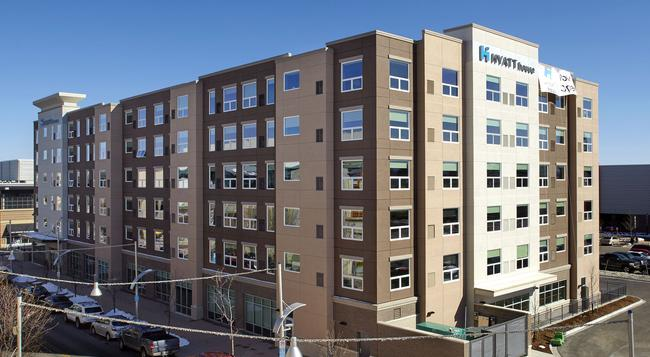 Hyatt House Denver/Lakewood at Belmar - 萊克伍德 - 建築