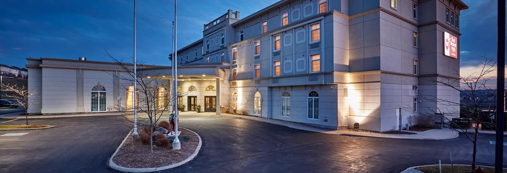Best Western Plus Orangeville Inn & Suites - 奧蘭治維爾 - 建築
